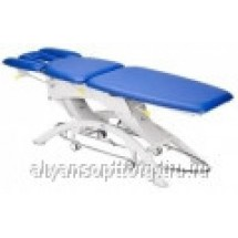 Стационарный массажный стол Lojer Capre 105E, 4-х секционный
