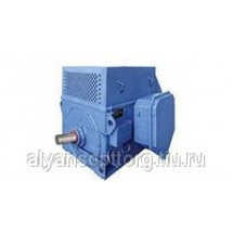 Трехфазные асинхронные электродвигатели А355МВ8, А355МА8, А355МLA8