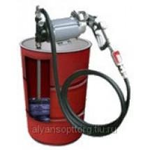 Установка для перекачивания бензина и ДТ на 220В (взрывозащищенная)