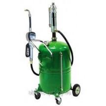 Установка раздачи масла TP1303 с пневмонасосом, баком 70 л и расходомером