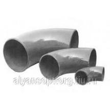 Отводы стальные крутоизогнутые оцинкованные ГОСТ 17375-2001