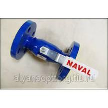 Кран шаровый NAVAL фланцевый