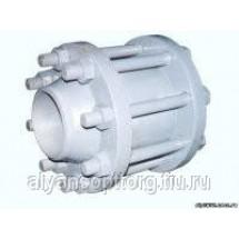 Клапан 19с38нж обратный поворотный стальной под приварку