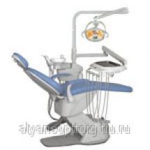 """Комплект оборудования рабочего места врача-стоматолога """"Дарта®""""(комплект 2000,БНВП), с осветителем ALYA"""