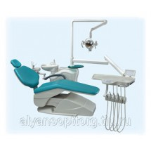 Стоматологическая установка   ZA - 208 B    (с верхней / нижней подачей)
