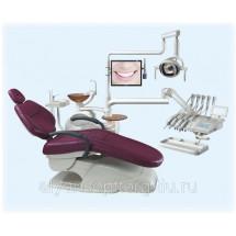 Стоматологическая установка ZA — 208 E (верхняя/нижняя подача)