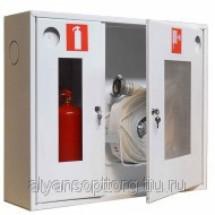 Шкаф пожарный навесной ШПК-315 НОБ