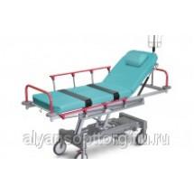 Тележка медицинская для перевозки больных ТБП-01   Каталожный №: 401.200