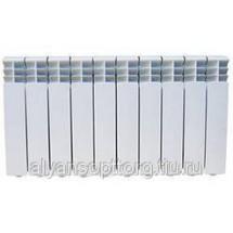 Радиатор алюминиевый GAL500 Garanterm