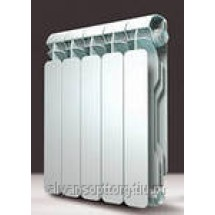 Радиатор алюминиевый 500х80 Саванта RTC