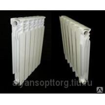 Биметаллический радиатор HВ-005 500х80 Тепловек