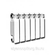 Радиатор биметаллический 80х350 konner