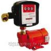 SAG-500 (б/п) насос для топлива, бензина, керосина, со счетчиком механическим