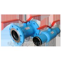 Шаровый кран для использования в системах водо- и теплоснабжения в районах с умеренным климатом